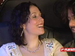 Horny BISEXUAL couple try STRANGERS in the RED ROOM on GotPorn 11716810
