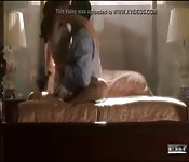 A hot scene with Bella Thorne