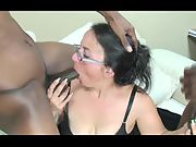 55 year old granny shows why she s considered to be a cocksucking master