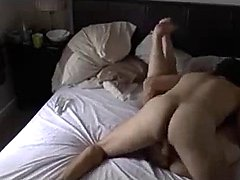Curvy chick with big boobs fucked