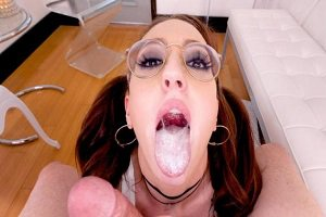 Kendra Cole Nerdy Girls Blow