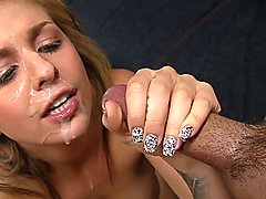Cumpilation girls with cum on faces video
