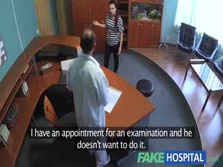 Fakehospital Doctor Entice Young Girl