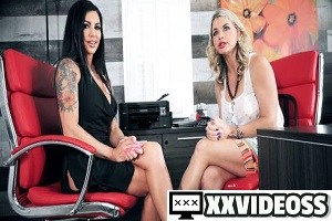 Vicky Vette Melissa Lynn The Sex Therapist