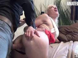 Cameron St Claire is having the greatest assfuck fuck a thon ever with a dude she has just encountered