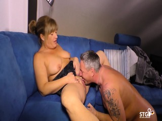 SexTape Germany - German Blonde Horny Housewife Is Fucked Hard In A Hot Sex Tape