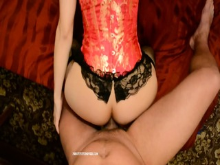Sex With Girl In Sexy Suit