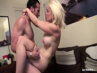 La Novice - Amateur French Mature Enjoys Hardcore Pussy And Ass Fuck