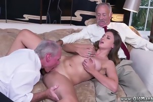 Teen very hard Ivy impresses with her immense funbags and ass