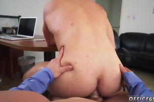 Straight guy having gay sex long tube Keeping The Boss Happy