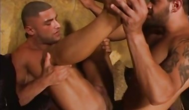 Best Of Francois Sagat (30 Scenes Almost 8 Hours)