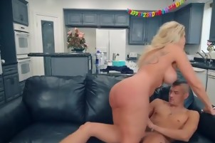 MILF Ryan Conner Gets Attacked By Her Sons Friends